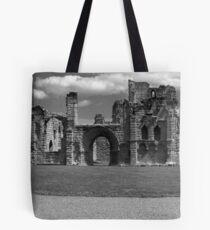 Ruins of Grandeur Tote Bag