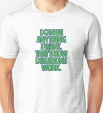 I can do anything I Want - honest Slim Fit T-Shirt