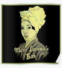 Marie Laveau's Bar Poster