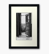 Weigh Station - 4 Framed Print
