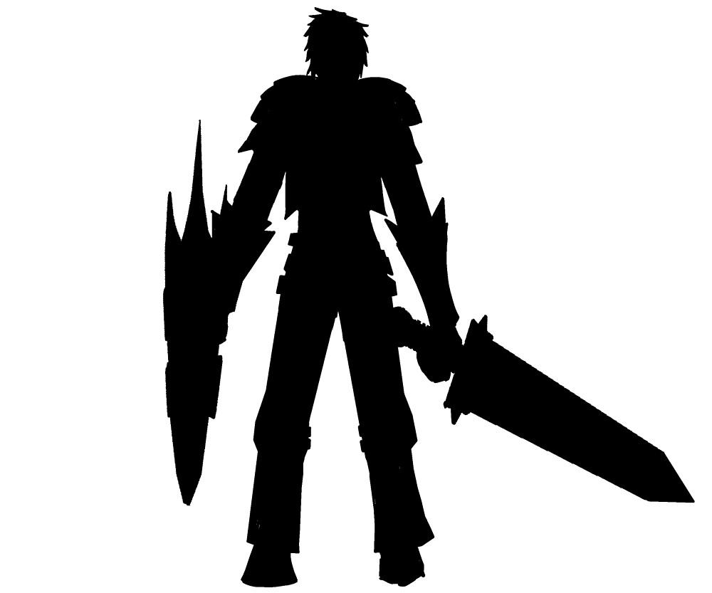 MH4U Sword and Shield Shirt by Berreh