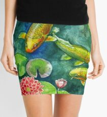 pond Mini Skirt