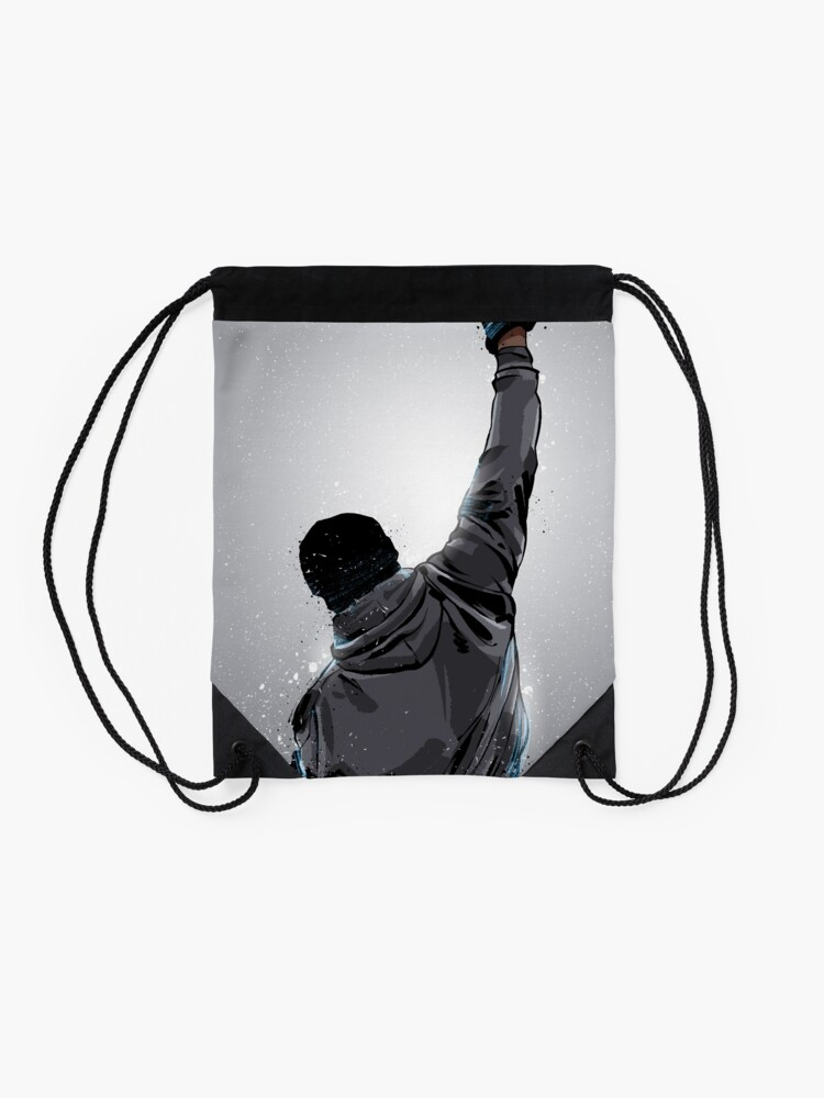 Alternate view of Rocky Drawstring Bag