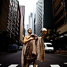 Australian Football Gods by David Petranker
