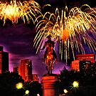 Happy 4th of July! by LudaNayvelt