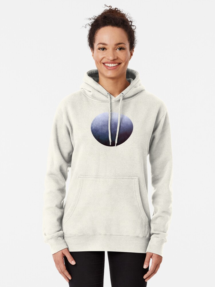 Alternate view of Abstract III Pullover Hoodie