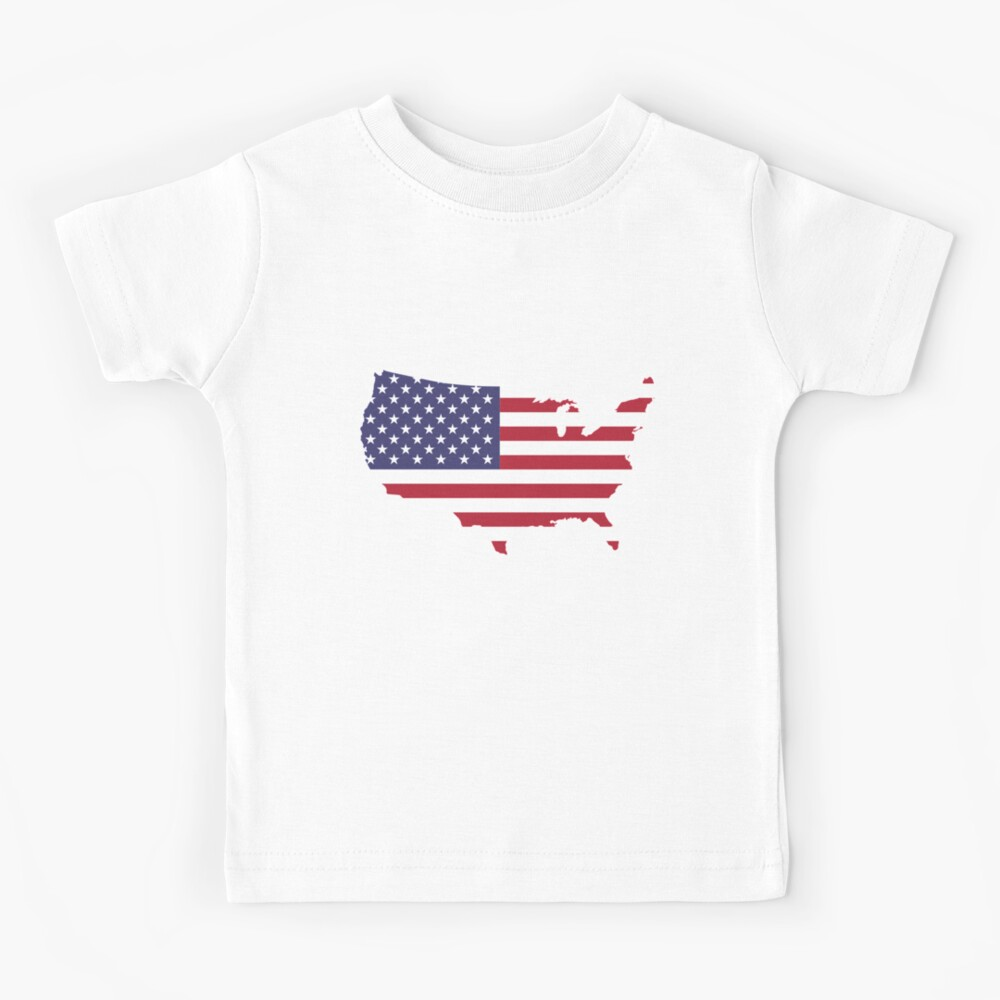 United states of america  Kids T-Shirt