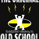 Original Old School - Dark Style by ikonvisuals