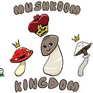 Mushroom Kingdom by BlueDragon7