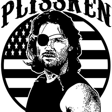 Plissken For President 2016 by jasonkincaid