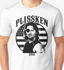 Plissken For President 2016 T-Shirt