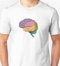 Lobes of the Brain T-Shirt
