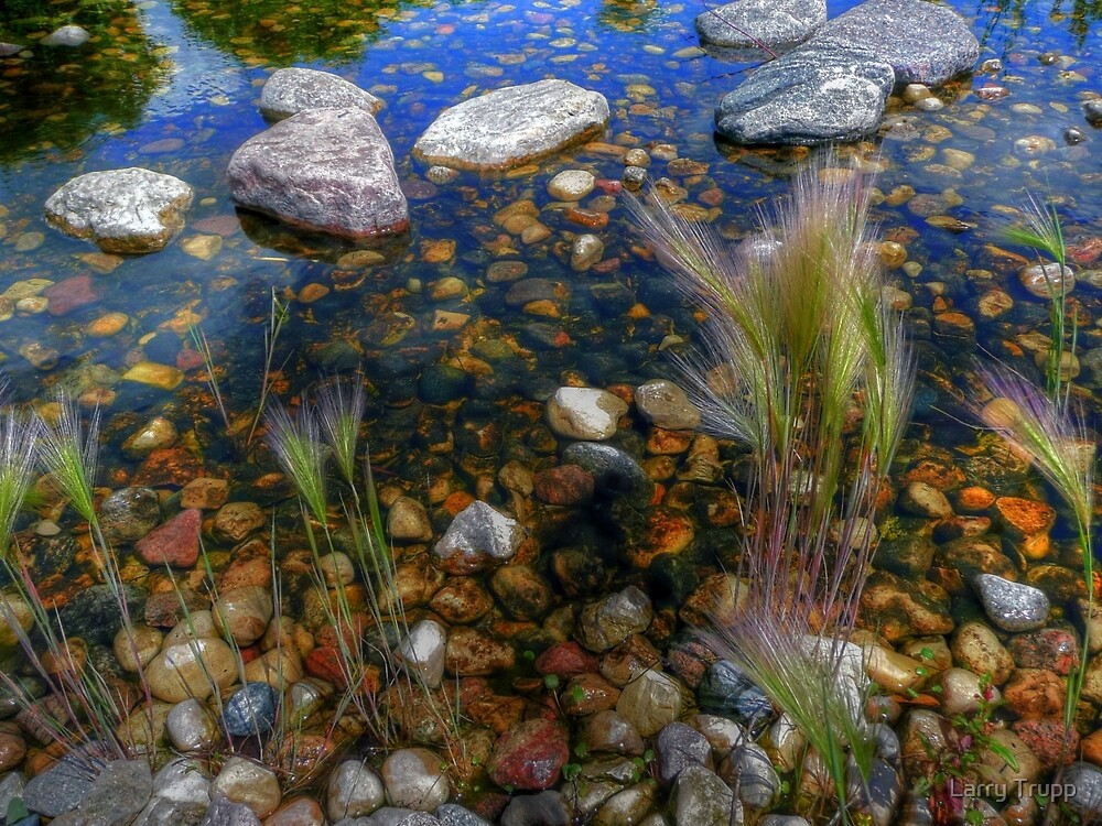 Pebbles of Time by Larry Trupp