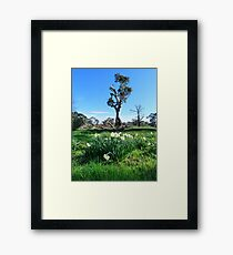 Glorious West Wing Framed Print
