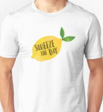 Squeeze the Day Slim Fit T-Shirt