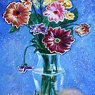 Summer bouquet by Evgenia Attia