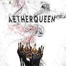 AetherQueen Book Cover by Alexisnsage
