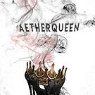 AetherQorn Book Cover Art by Alexisnsage