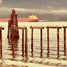 Burrard Inlet by Tracy Riddell