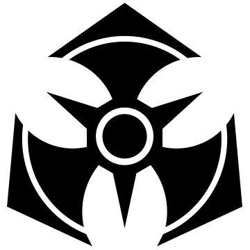 Dominator Hardcore Logo by TrailBrazzer