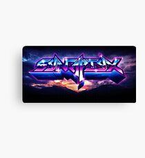 Synaptyx Logo Canvas Print