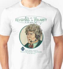 Reverse the Polarity Unisex T-Shirt
