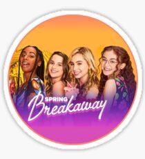 Spring Breakaway Brat | Annie LeBlanc, Lilia Buckingham und Anna Cathcart Sticker