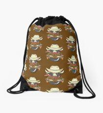 Workobeez COWBOY!! Drawstring Bag