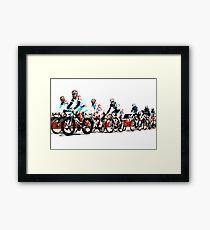 Giro d'Italia 2010 Framed Print