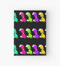 EBT Colour Row  Hardcover Journal
