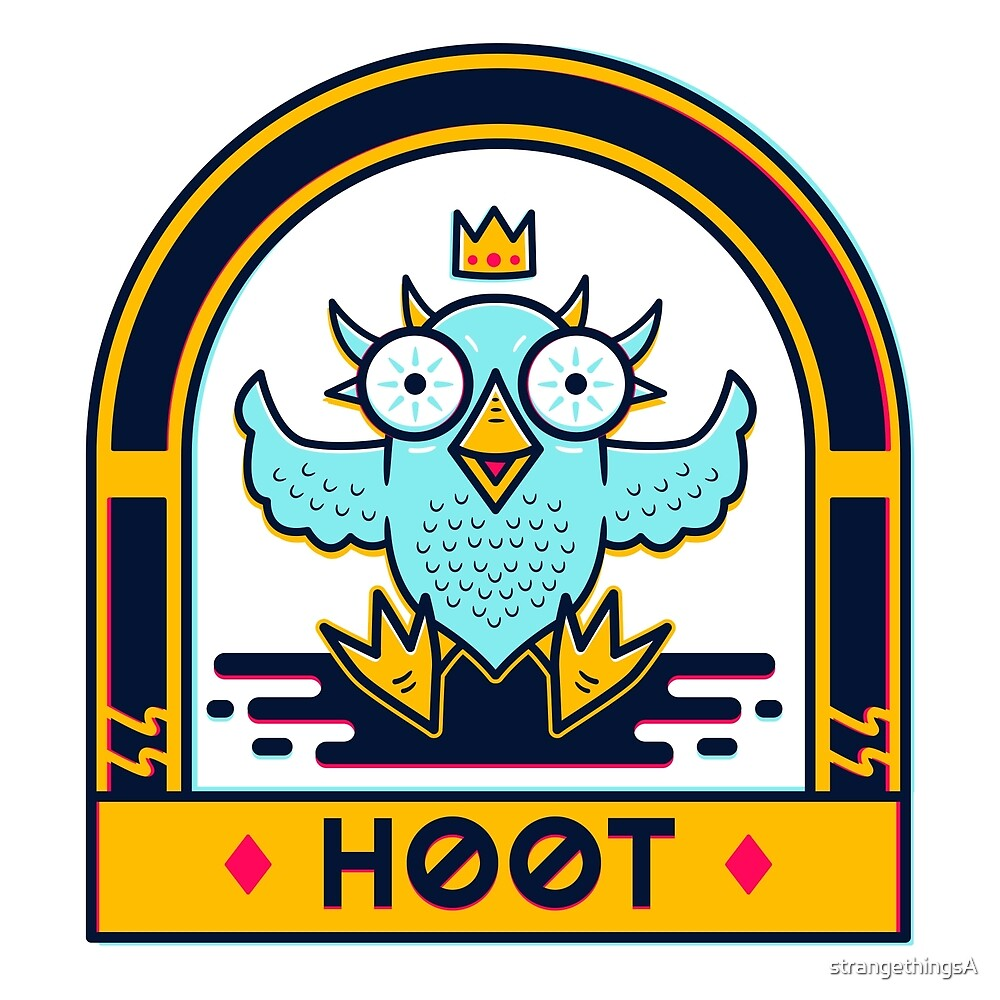 Hoot King by strangethingsA