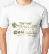 Worth £1000 (Front) Unisex T-Shirt