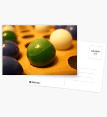 My Marbles! Postcards