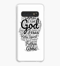 Names Of God Case/Skin for Samsung Galaxy