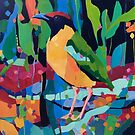 Noisy Pitta by Mellissa Read-Devine