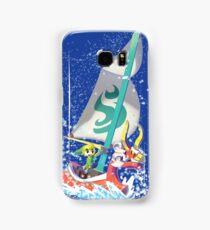 Voyaging ~ WindWaker Samsung Galaxy Case/Skin