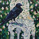 The Throne by Mellissa Read-Devine
