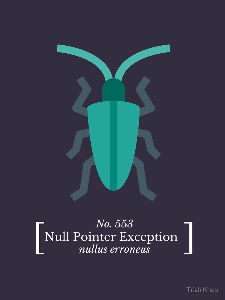 Null Pointer Exception by hogfish