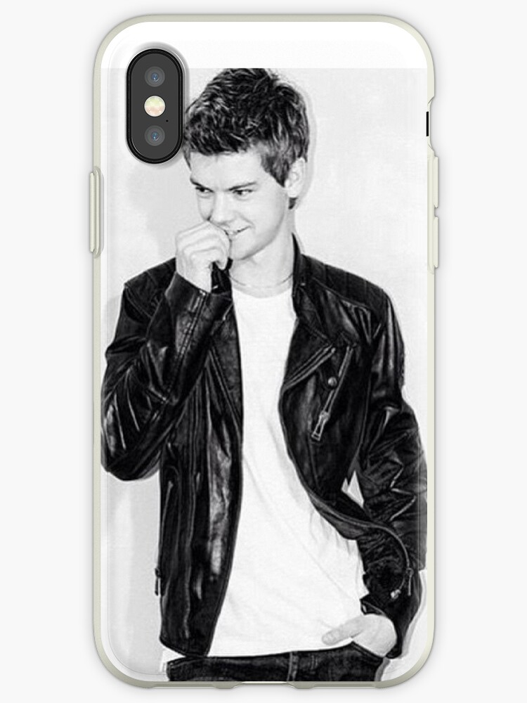 online store 2b504 01550 'Thomas Brodie-Sangster' iPhone Case by A5-TheGlue
