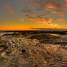Rock Pool -Long Reef Aquatic Park, Sydney (30 Exposure HDR Panorama) - The HDR Experience by Philip Johnson