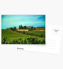 Tuscany Postcards
