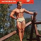 Strength and Health / February 1953 by planete-livres