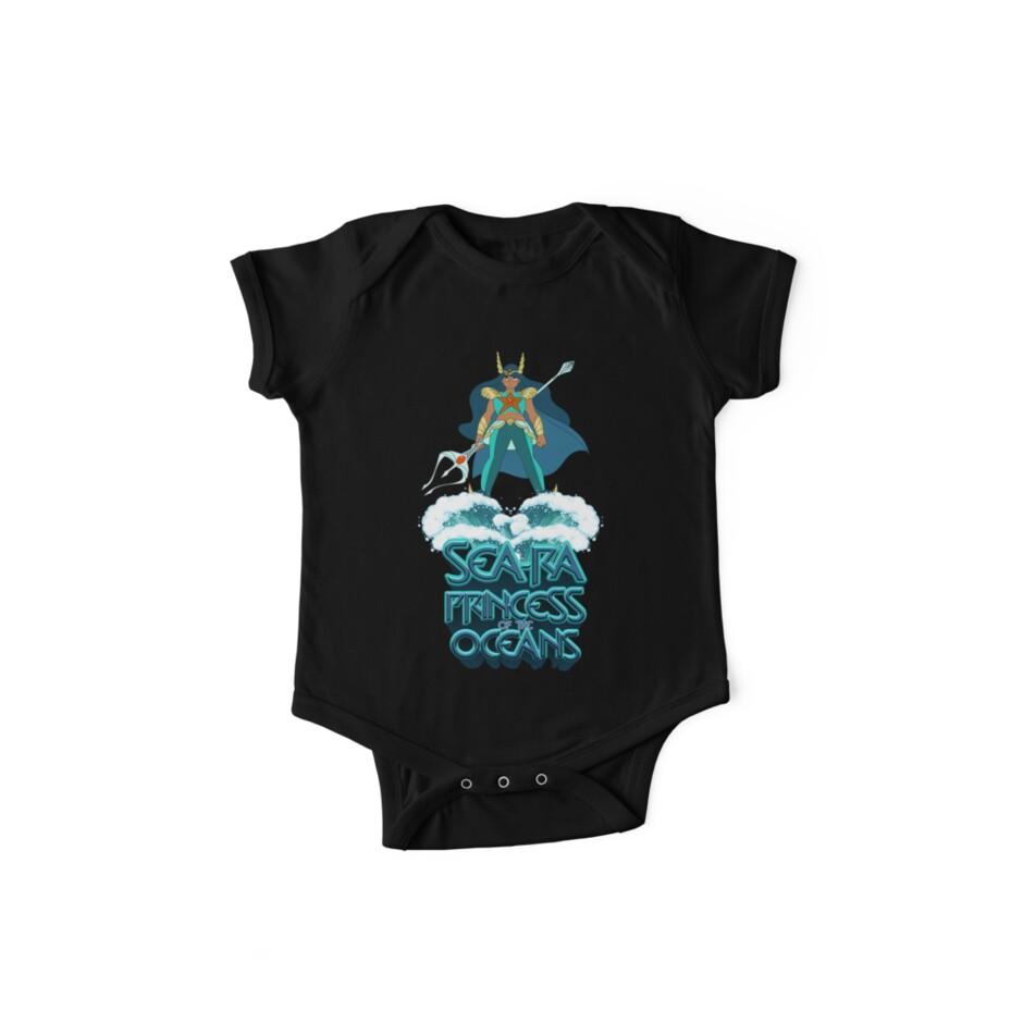 «Sea-Ra - Princesa De Los Océanos» de HausOfAyr