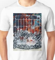 BURNING CITY MAGIC REALM Unisex T-Shirt