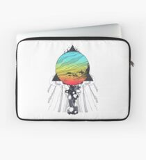 Filtering Reality Laptop Sleeve