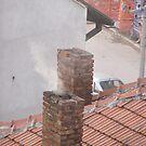Chimneys by jovica