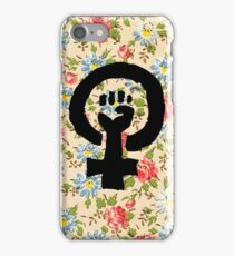 Feminism iPhone Case/Skin