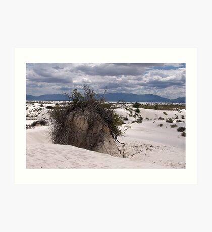 """""""Stranded!""""  (Sand dunes) Art Print"""