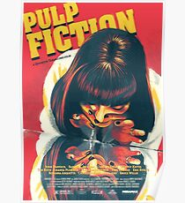 FICTION Poster