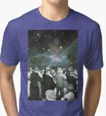 Dancing under the stars Tri-blend T-Shirt